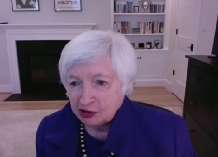"""Игра по-крупному: экономику Штатов хотят спасать """"денежным водопадом"""""""