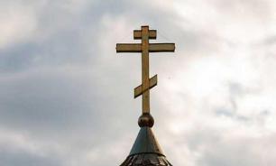 На Украине радикалы захватили Свято-Успенский храм