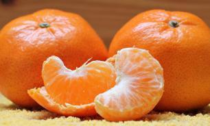 В Москве со склада похитили более 17 тонн мандаринов