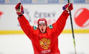 В состав сборной России вошли семь хоккеистов с МЧМ