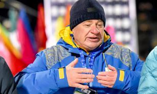 Глава Федерации биатлона Украины поддержал Логинова