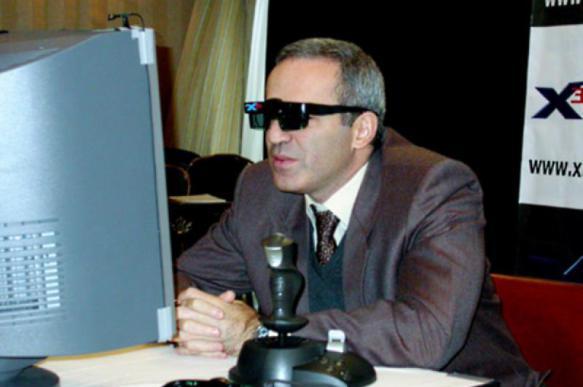 """Я в ярости"": Гарри Каспаров нашел на CNN ""путинскую пропаганду"""