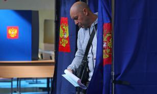 Опубликованы первые результаты голосования по поправкам в Конституцию