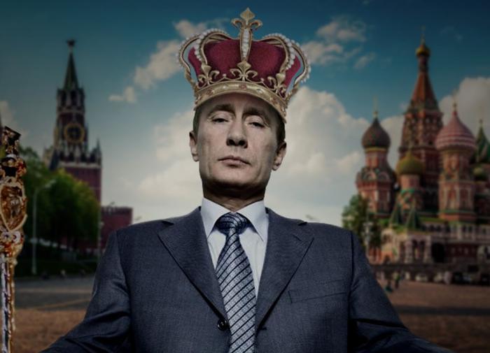 Путину предложили учредить в России монархический строй