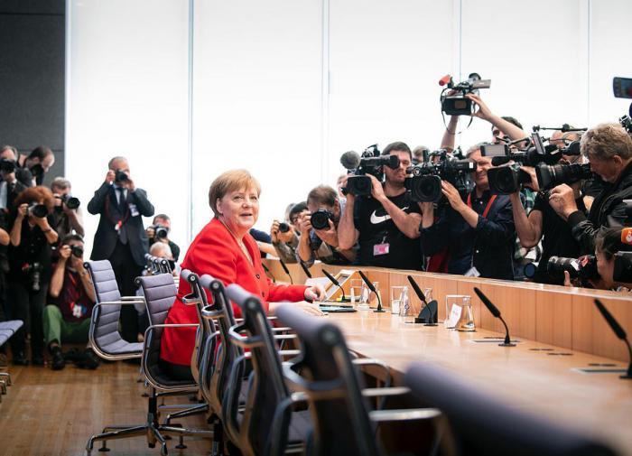 Новая идея Меркель: британцам могут закрыть въезд в ЕС