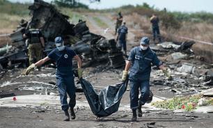 """Доказано: в районе крушения MH17 не было комплексов """"Бук"""""""