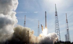 Илон Маск принимает поздравления: Falcon 9 удалось посадить на баржу. ВИДЕО