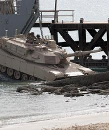 НАТО готовится к удару по России через Сувалкский коридор