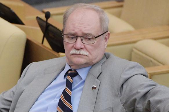 Коммунист Бортко оказался от участия в выборах губернатора Петербурга