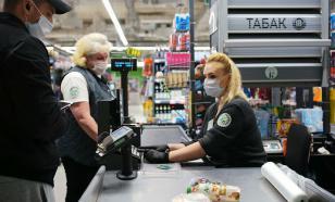 В магазины Красноярского края больше не пускают без масок
