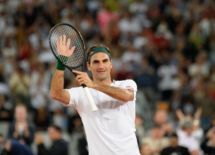 Роджер Федерер не выйдет на корты в 2021 из-за травмы колена