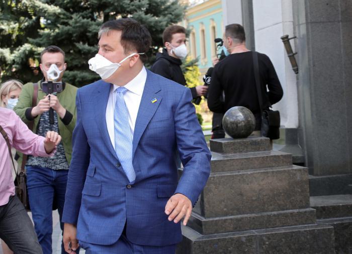 Михаил Саакашвили намерен вернуться в Грузию