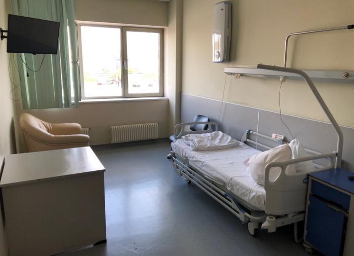 Три пациента больницы умерли из-за прекращения подачи кислорода