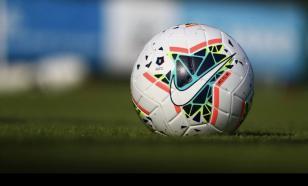 В Казани показали официальный мяч чемпионата России по футболу