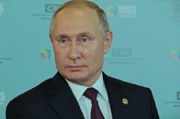 Путин объявил  оподдержке РФ  состороны курдов