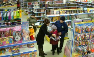 """Гипермаркет """"Глобус"""" перестал обслуживать покупателей без масок"""