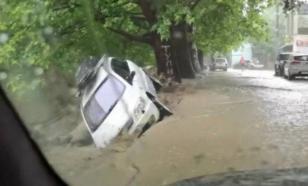 После Керчи в Крыму затопило Ялту