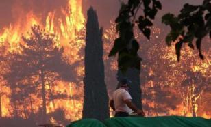 Пожары усугубили раскол между Турцией и Западом