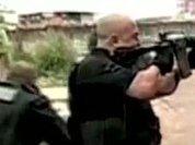 Бразильская армия воюет с уличными бандитами