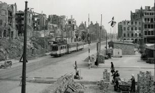 Зачем США и Британия уничтожали Дрезден