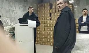 В морге Югрска обнаружили склад детского питания