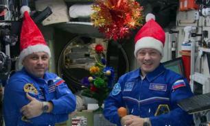 У космонавтов на МКС на Новый год будет только один выходной - 1 января