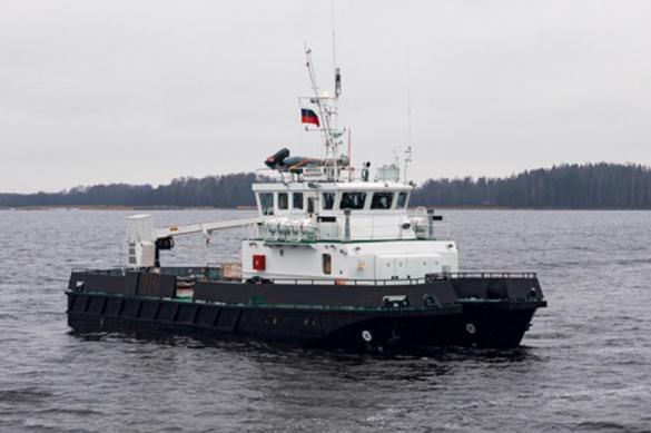 Для ВМФ России построят еще одно судно-катамаран