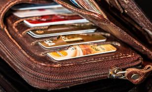 Россияне стали чаще платить банковскими картами
