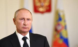 Опубликовано рождественское поздравление Владимира Путина