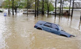 Большая часть в воде: Амурская область остаётся в зоне подтопления