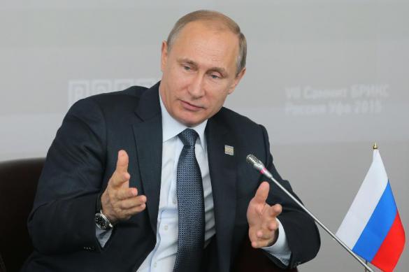 Путин: пещерные русофобы объявили войну русскому языку