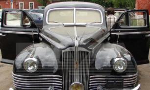 В Москве украли лимузин Сталина