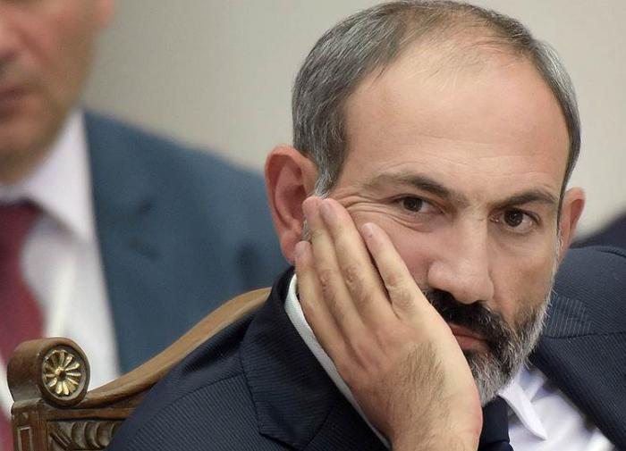 Пашинян несовместим с Арменией