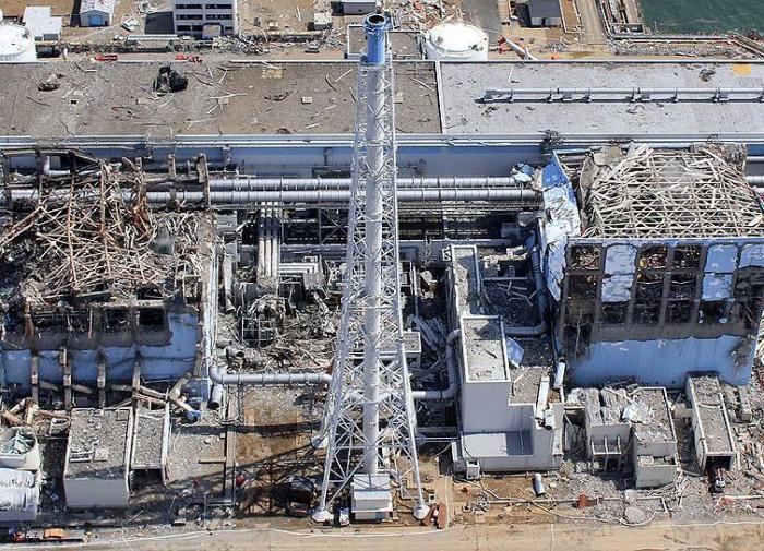 С Фукусимы будут сливать радиоактивную воду в океан