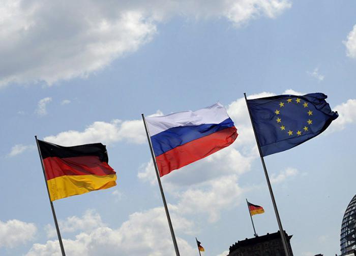 """""""Громко и ясно"""": немцы комментируют статью про """"СП-2"""""""