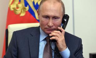 Путина пригласили на саммит по COVID-19