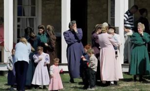 Дети России переезжают в США