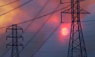 """Глава минэнерго Украины считает приостановку подачи электроэнергии в Крым """"политическим решением"""""""