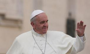 ДАИШ мечтает убить Папу Римского