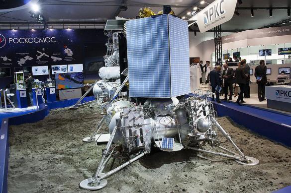 Россия приступает к реализации своей лунной программы