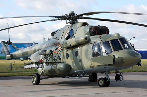 СК возбудил дело по факту крушения вертолета в Подмосковье