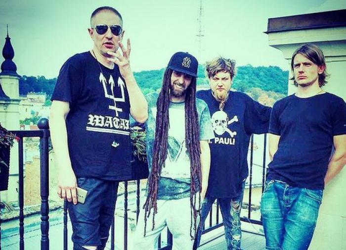 Украинских музыкантов затравили из-за песен на русском языке