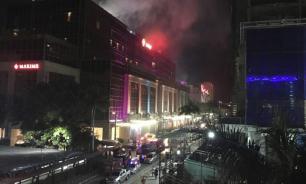 В Маниле мужчина взял в заложники более 30 человек