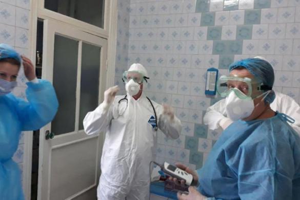 Более 1800 человек заболели коронавирусом в Молдавии