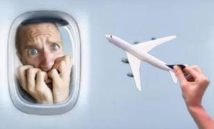 Простой способ избавиться от аэрофобии