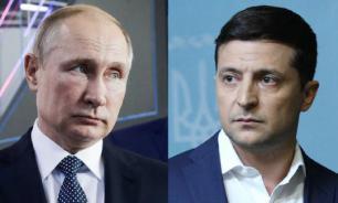 Путин выразил соболезнования Зеленскому из-за авиакатастрофы в Тегеране