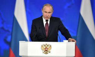 """У Путина есть """"огромные планы"""" по развитию нацпроектов"""