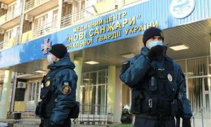 """На Украине арестованы зачинщики """"коронавирусного майдана"""""""