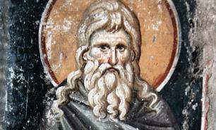 Алипий Столпник – ради Христа себя сковавший
