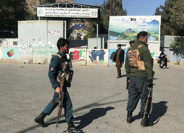 Жирнов: украинцы не обращались в посольство РФ в Кабуле по поводу эвакуации